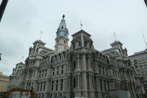 City Hall never fails to impress me.