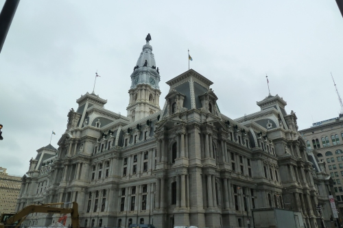 City Hall never fails to impress me.